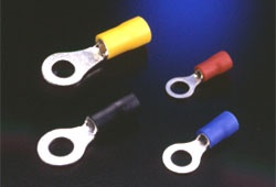 1502 KSS Insulated Ring Terminal